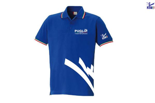 Polo Tricolore Commissario Tecnico